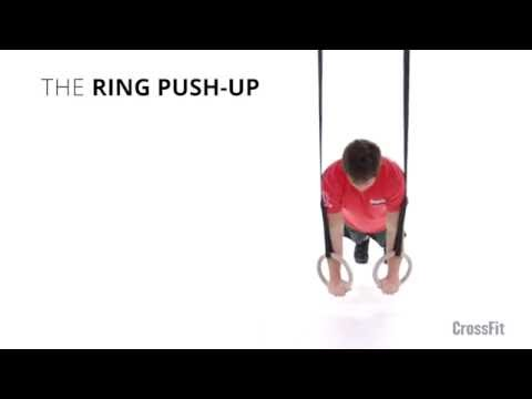 The Ring Push-Up