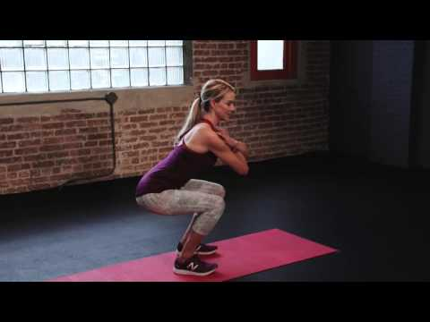 How to Do a Body-Weight Squat | Health