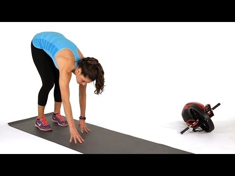 How to Do an Inchworm   Abs Workout