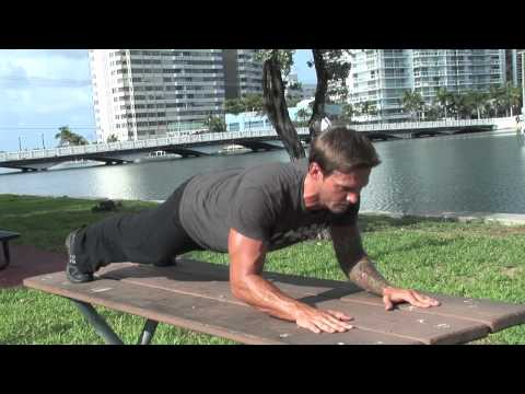 Bodyweight Tricep Extension Tutorial