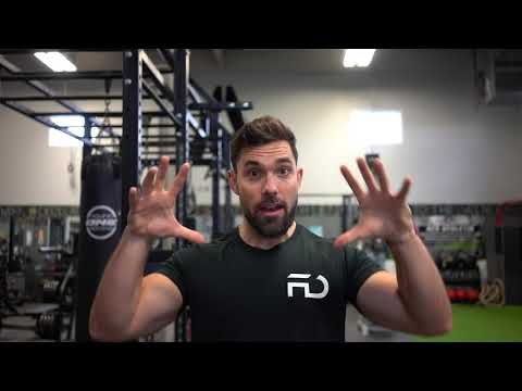 Chin up prise neutre - FD Fitness