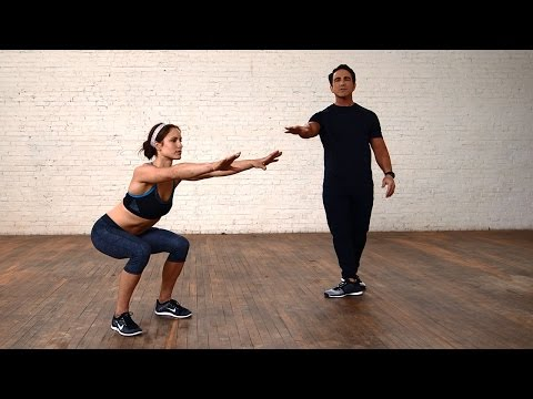 Bowflex® How-To   Squats for Beginners