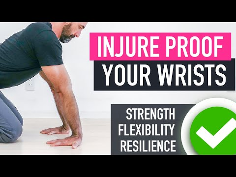 Wrist Prep Routine - Handstand Warm-Up for Strong, Flexible Wrists